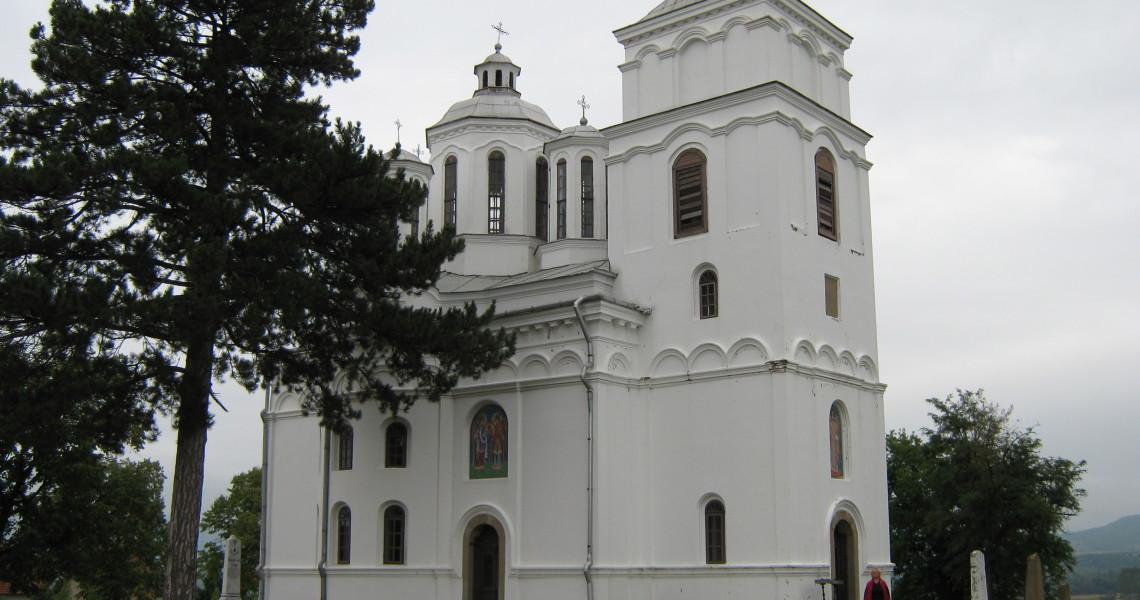 Црква Светог Арханђела Михаила и Гаврила у Конџељу
